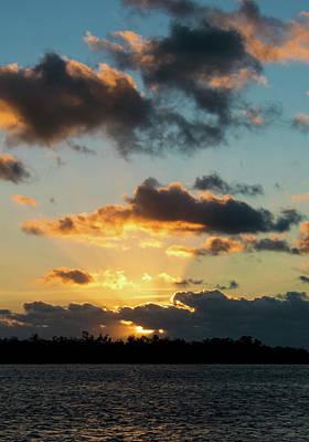 Photograph - Key West Sunrise 44 by Bob Slitzan
