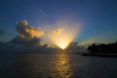 Photograph - Key West Sunset 18 by Bob Slitzan