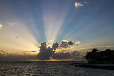 Photograph - Key West Sunset 20 by Bob Slitzan
