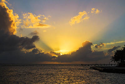 Photograph - Key West Sunset 22 by Bob Slitzan