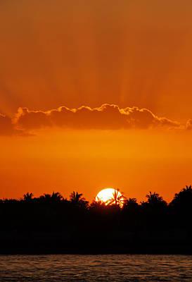 Photograph - Key West Sunset 24 by Bob Slitzan