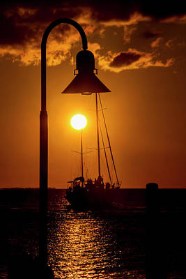 Photograph - Key West Sunset 27 by Bob Slitzan
