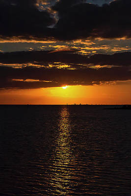 Photograph - Key West Sunset 29 by Bob Slitzan