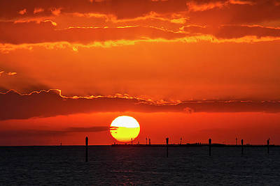Photograph - Key West Sunset 31 by Bob Slitzan