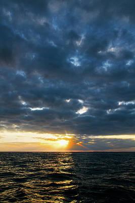 Photograph - Key West Sunset 36 by Bob Slitzan