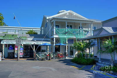 Photograph - Key West Tackle by Ules Barnwell