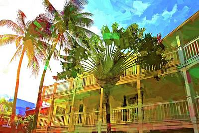 Photograph - Key West Traveler by Alice Gipson
