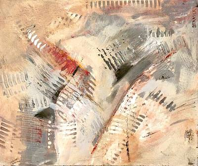 Painting - Keyboard Rhythm by Sally Fraser