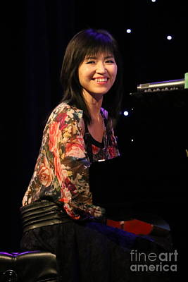 Photograph - Keyboardist Keiko Matsui by Concert Photos