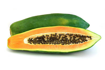 Photograph - Khak Dam Papaya by Fabrizio Troiani