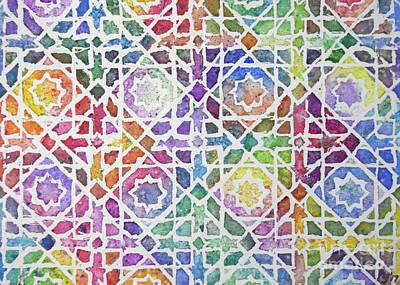 Khalidiya Art Print