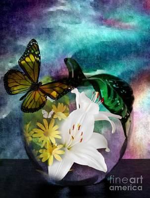 Digital Art - Kichen Art 2 by Maria Urso