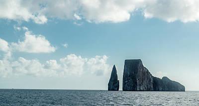 Photograph - Kicker Rock Facing San Cristobal by Harry Strharsky