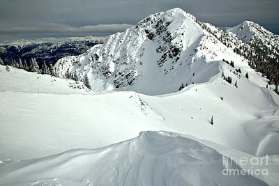 Photograph - Kicking Horse Bowl Over by Adam Jewell