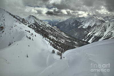 Photograph - Kicking Horse Cloud 9 Views by Adam Jewell