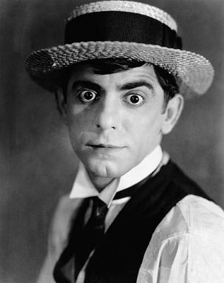 1920s Movies Photograph - Kid Boots, Eddie Cantor, 1926 by Everett