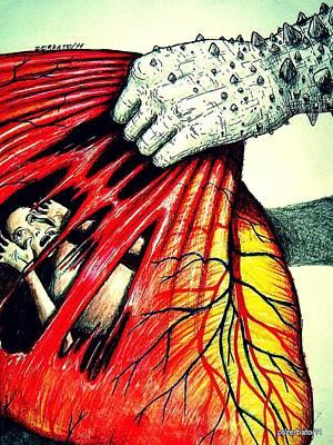 Kidnapping Art Print by Paulo Zerbato