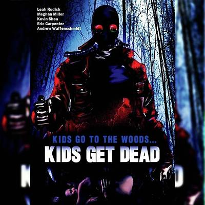 Photograph - kids Go To The Woods... Kids Get by XPUNKWOLFMANX Jeff Padget
