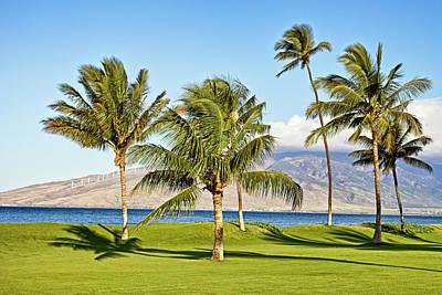 Palm Beach Photograph - Kihei View by Marcia Colelli