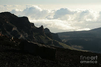 Photograph - Kilakila O Haleakala Ala Hea Ka La The Sacred House Of The Sun by Sharon Mau