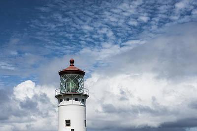 Photograph - Kilauea Lighthouse by Robert Potts