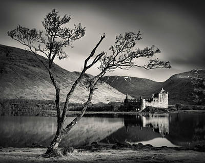 Photograph - Kilchurn And Loch Awe by Dave Bowman