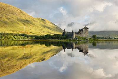 Photograph - Kilchurn by Stephen Taylor
