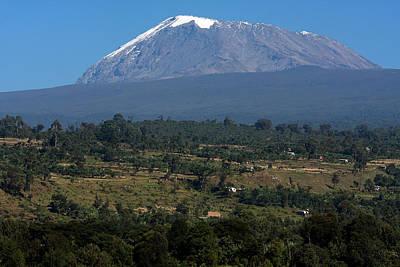 Photograph - Kilimanjaro Tanzania East Africa by Aidan Moran