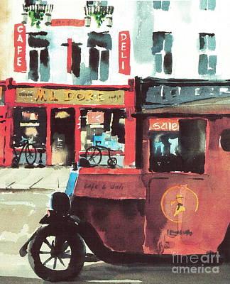 Kilkenny  M. L. Dore Art Print