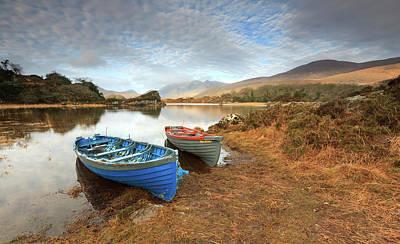 Water Filter Photograph - Killarney National Park by Pawel Klarecki