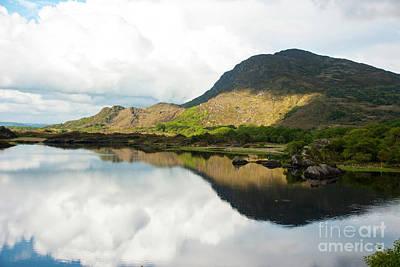Photograph - Killarney Reflections by Joe Cashin