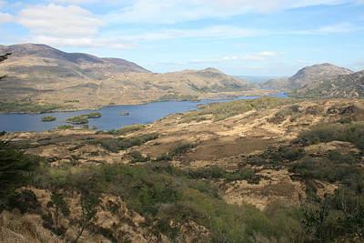 Beautiful Ireland Photograph - Killarneys Lakes by John Quinn