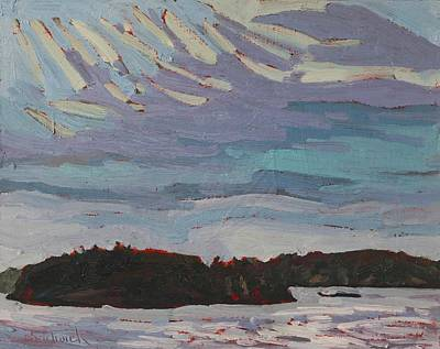 Painting - Killbear Islands by Phil Chadwick