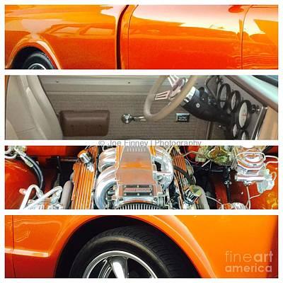 Photograph - Killeen Texas Car Show - No.2 by Joe Finney
