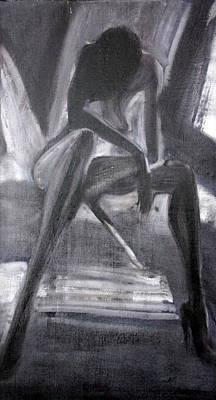Painting - Killer by Jarko Aka Lui Grande
