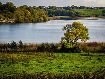 Killone Lake In County Clare, Ireland Art Print