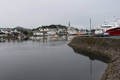 Photograph - Killybegs 4523 by John Moyer