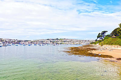 Photograph - Kiln Quay Beach Flushing by Terri Waters