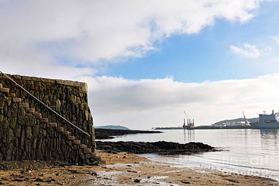 Photograph - Kiln Quay Falmouth by Terri Waters
