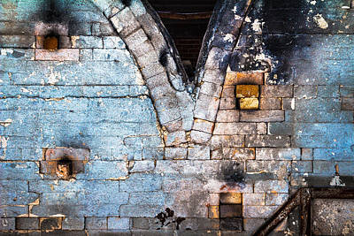 Penn State Photograph - Kilns by Phillip Schafer