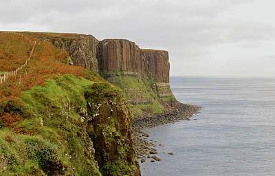 Photograph - Kilt Rock by Azthet Photography