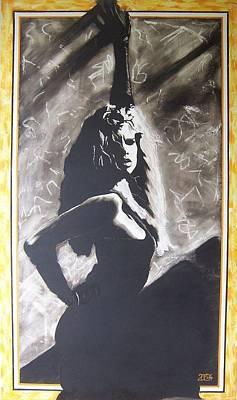 Kim Basinger Painting - Kim Basinger by Attila Nagy