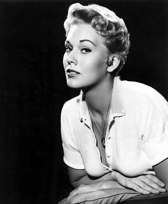 Movie Star Photograph - Kim Novak,1956 by Everett