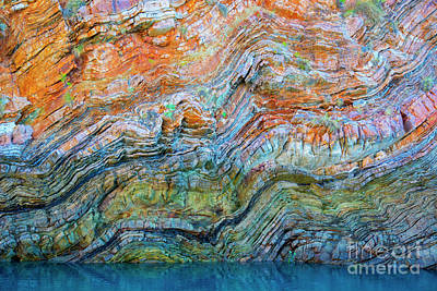 Photograph - Kimberley Rock Formation by Stuart Row