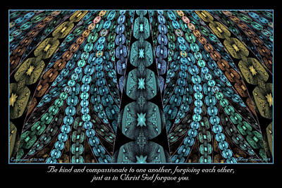 Digital Art - Kind And Compassionate by Missy Gainer