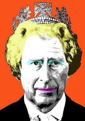 King Charles Monroe The First - Orange Original