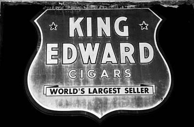 Photograph - King Edward Cigars by David Lee Thompson