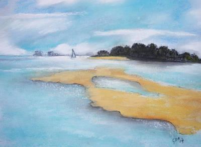 King Island Art Print