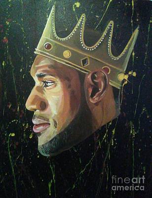 king James Original by Jason Majiq Holmes