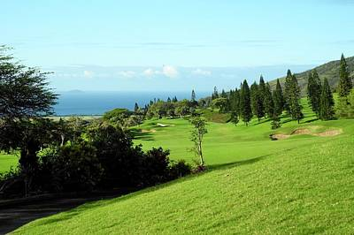 Photograph - King Kamehameha Golf Club by Kirsten Giving